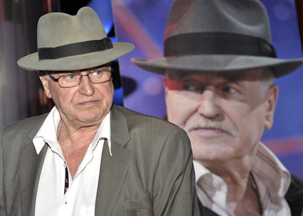 """""""Aktor to tylko drobiazg, żart w sztuce"""" - uważa Jan Nowicki /AKPA"""