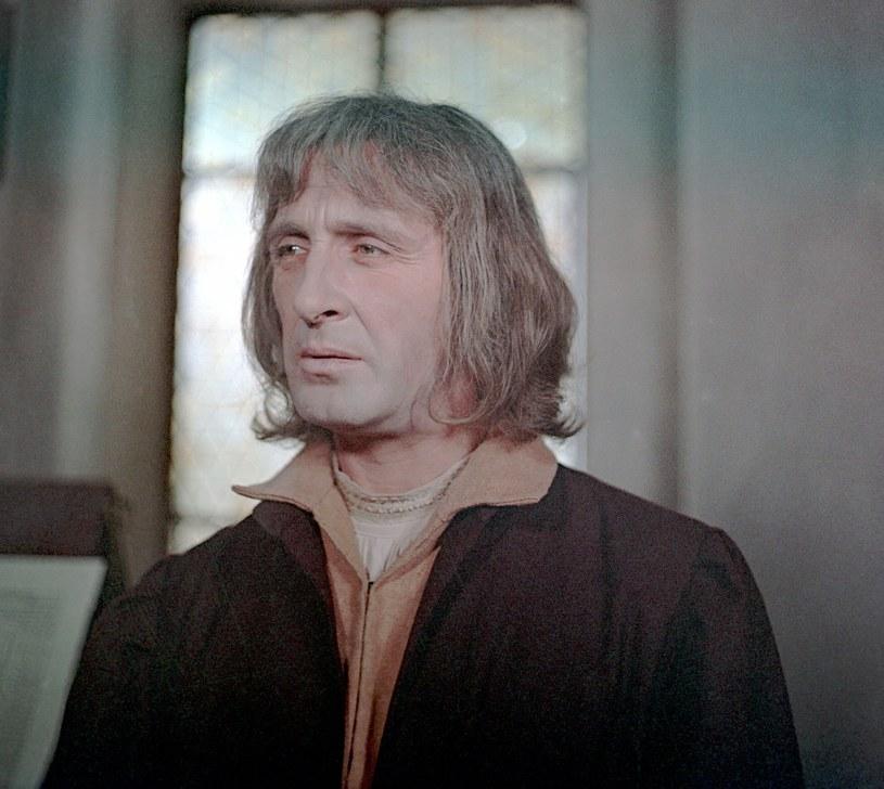 """Aktor wcielił się w tytułową rolę w filmie """"Kopernik"""" /East News/POLFILM"""