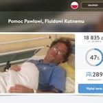 """Aktor z """"Klanu"""" Paweł Kutny trafił do szpitala! Ruszyła zbiórka na jego leczenie!"""
