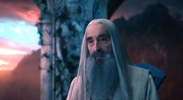 Aktor znany był m.in. z roli Sarumana /Courtesy of Warner Bros. Picture    /PAP/EPA