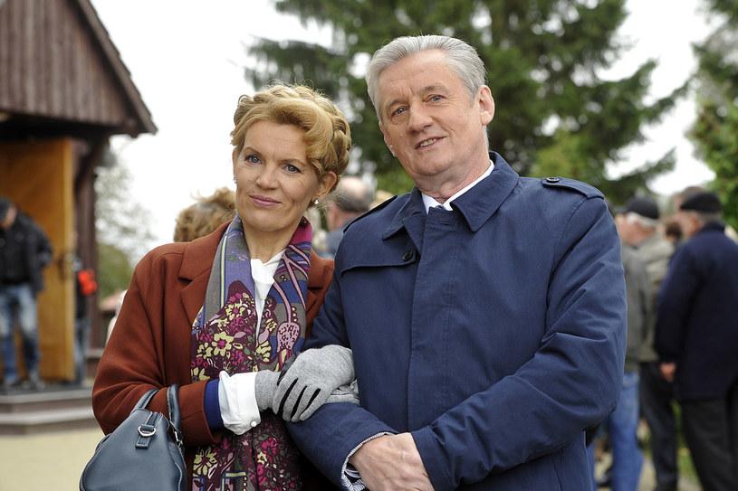 """Aktorka bardzo lubiła swoją postać z """"Rancza"""". Przyznaje, że gdyby serial wznowiono, chętnie znów by w nim wystąpiła. """"Ludzie darzą mnie sympatią"""", mówi. /Gałązka /AKPA"""