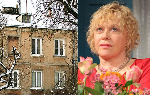 Aktorka chciałaby uratować swój dom rodzinny! /MW Media Paweł Wrzecion /Życie na gorąco