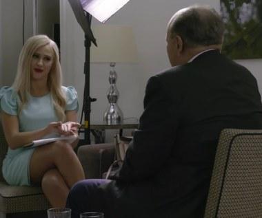 Aktorka grająca córkę Borata zdradziła kulisy kręcenia sceny z Rudym Giulianim