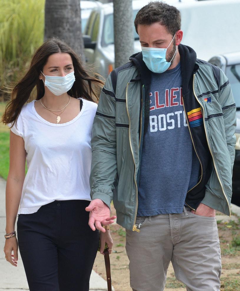 Aktorka i starszy od niej o 16 lat Ben Affleck już raz byli zaręczeni /London Entertainment / SplashNews.com /East News