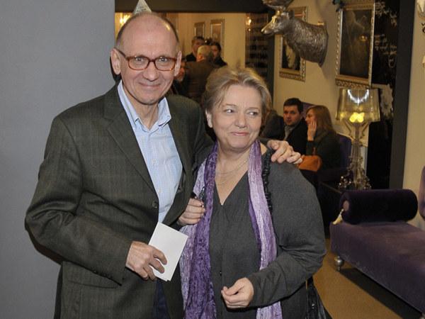 Aktorka jest szczęśliwa, że ma takiego przyjaciela, na którym może polegać  /Euzebiusz Niemiec /AKPA