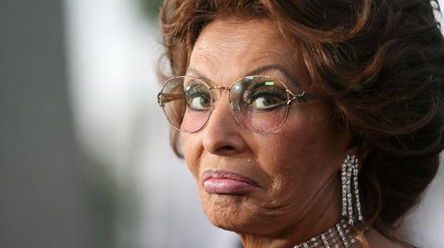 Aktorka jest wyraźnie niepocieszona tym, jak wygląją obecnie jej rodzinne strony /AFP