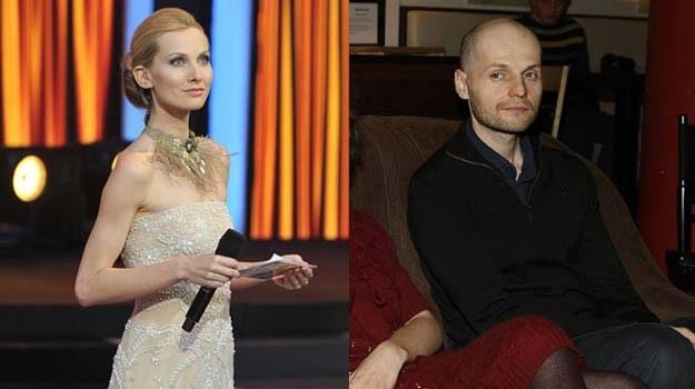 Aktorka Joanna Moro oraz reżyser Iwan Wyrypajew działają na rzecz zbliżenia Polski i Rosji. /AKPA