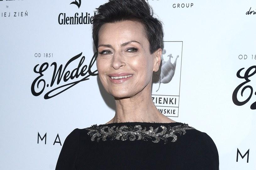 """Aktorka kocha się śmiać z samej siebie. """"Jestem już jedną nogą na emeryturze"""", stwierdziła podczas wywiadu /Andras Szilagyi /MWMedia"""