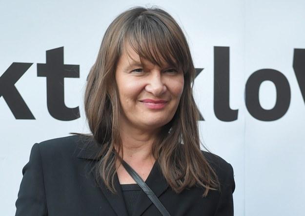Aktorka Maria Seweryn / Radek Pietruszka   /PAP