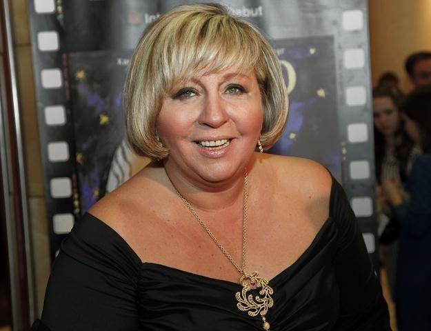 Aktorka Marina Gołub zginęła w wypadku samochodowym /Agencja FORUM