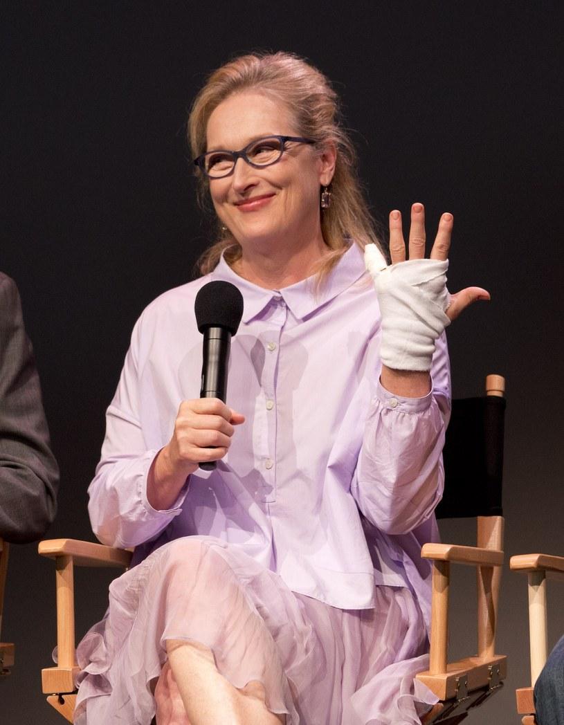 Aktorka Meryl Streep kilka lat temu dotkliwie zraniła się w dłoń próbując wyciągnąć pestkę z awokado /East News