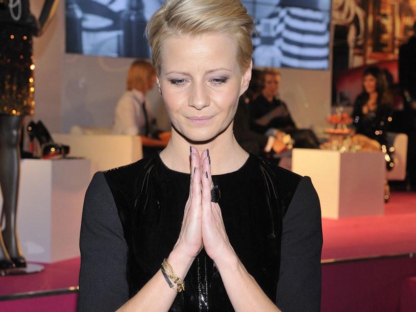 Aktorka modli się o dziecko  /Andras Szilagyi /MWMedia