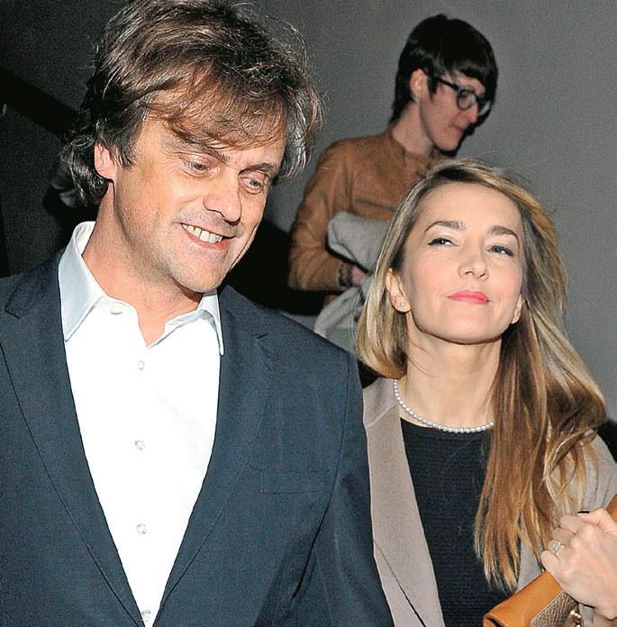 Aktorka mówi, że dzięki Piotrowi Kochańskiemu odzyskała wiarę w wielkie, romantyczne uczucie /Agencja W. Impact
