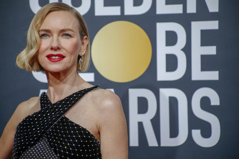 Aktorka Naomi Watts wybrała asymetryczne cięcie /Marcus Yam/Polaris Images/East News /East News