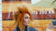 Aktorka podczas VI edycji Warsaw Fashion Street 2010, 27 czerwca 2010.