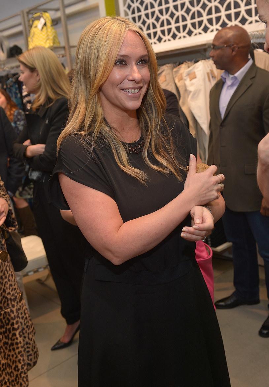 Aktorka powitała na świecie synka! /Charley Gallay /Getty Images