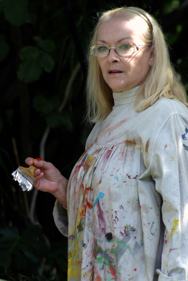 Aktorka przeszła bardzo wiele w swoim życiu /Kaszuba /AKPA