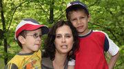Aktorka stoczyła walkę o życie syna