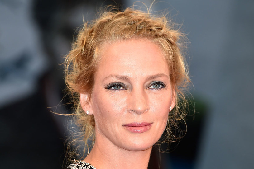 Aktorka Uma Thurman /Getty Images