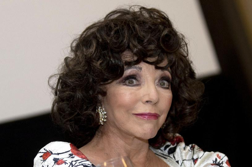 Aktorka za swoją ikoniczną rolę narcystycznej i bezwzględnej Alexis Carrington-Colby w 1982 roku otrzymała Złoty Glob /Nacho L /East News