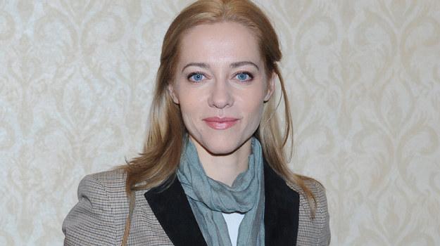 """Aktorkę będzie można już niebawem oglądać także w serialu """"Głęboka woda"""" / fot. Andras Szilagyi /MWMedia"""