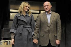 Aktorkę wciąz można oglądać u boku Piotra Fronczewskiego na scenie Teatru 6. Pietro /  /AKPA