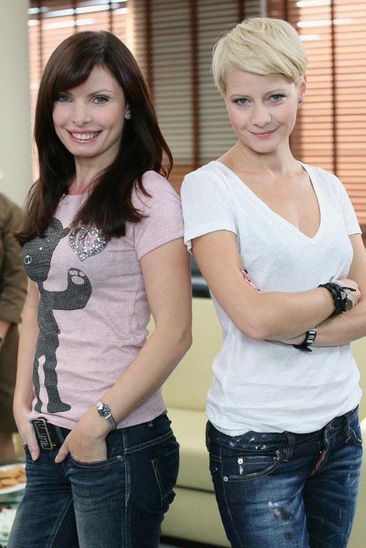 Aktorki łączy wieloletnia przyjaźń  /Diana Domin /East News