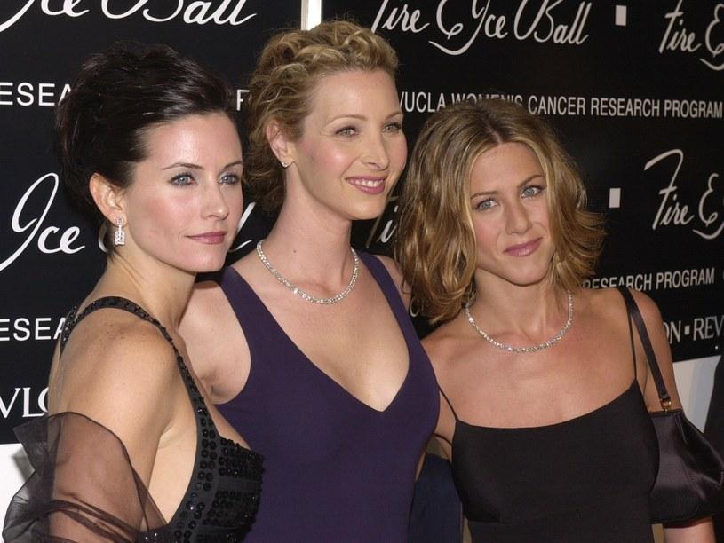 """Aktorki z serialu """"Przyjaciele"""" w dalszym ciągu pozostają w bliskich relacjach /Getty Images /Getty Images"""