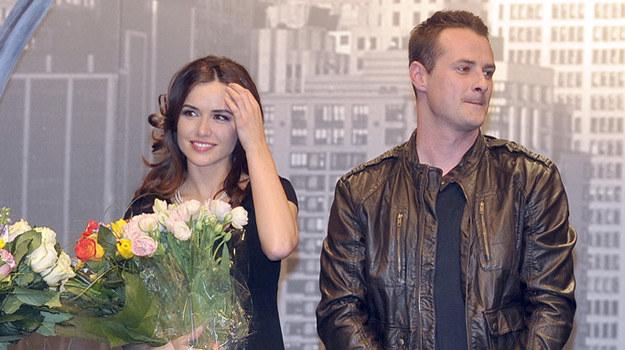 Aktorom nie należy wręczać kwiatów. Dlaczego? Bo aktorzy kwiatów nie piją - żartuje Małaszyński. /AKPA