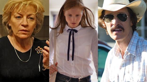 Aktorstwo najwyższej próby: Luminiţa Gheorghiu, Eliza Rycembel oraz Matthew McConaughey /materiały prasowe