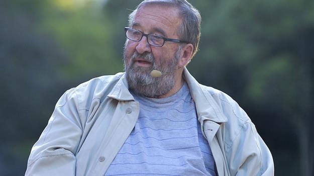 Aktorstwo to fach niepewny, chimeryczny i ryzykowny - przekonuje Krzysztof Kowalewski / fot. Gałązka /AKPA