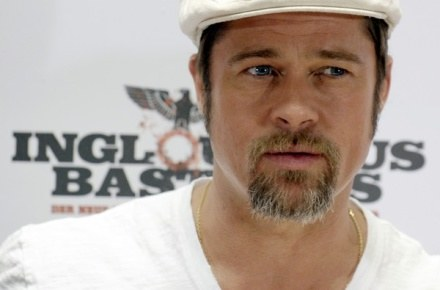 Aktorstwo to nie jest zajęcia dla starych ludzi - uważa Brad Pitt. / fot. MICHAEL KAPPELER /AFP