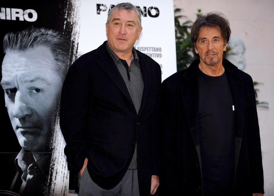 """Aktorzy po raz ostatni spotkali się na planie w 2008 roku - kręcili wtedy film """"Zawodowcy"""" / CLAUDIO ONORATI /PAP/EPA"""