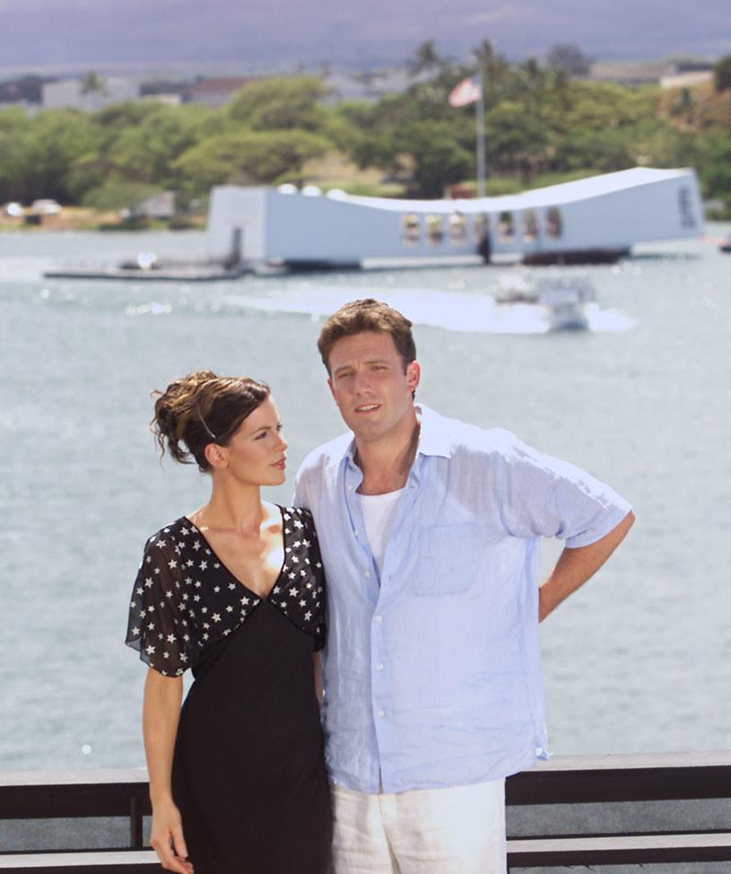 """Aktorzy poznali się na planie filmu """"Pearl Harbor"""" /Kevin Winter /Getty Images"""