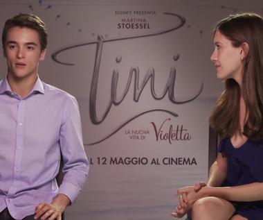 """Aktorzy """"Tini. Nowe życie Violetty"""" zachęcają polskich widzów do obejrzenia filmu [epk]"""