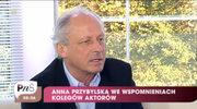 """Aktorzy ze """"Złotopolskich"""" wspominają Annę Przybylską"""