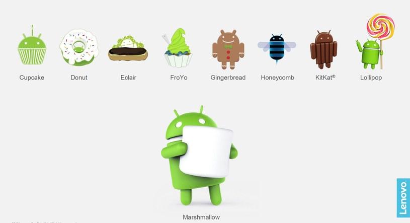 Aktualizacja Android 6.0 Marshmallow /materiały prasowe