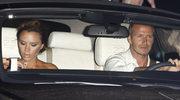 AKTUALIZACJA: Beckhamowie mieli wypadek