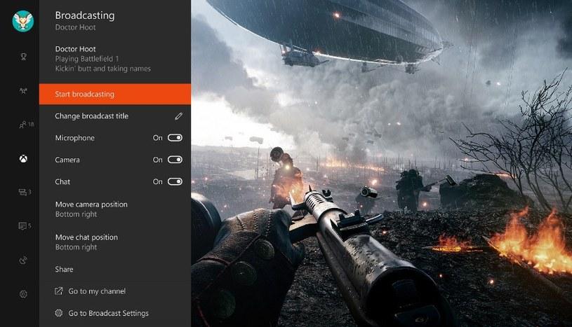 Aktualizacja dotyczy również konsoli Xbox One /materiały prasowe