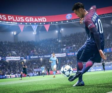 Aktualizacja FIFA 19 zmniejsza skuteczność przewrotek