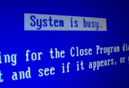 Aktualizacja programu McAfee może zablokować pracę systemu /stock.xchng
