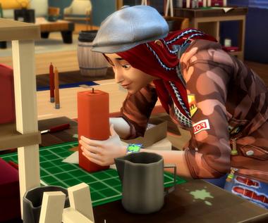 Aktualizacja The Sims 4 wprowadziła płonące toalety