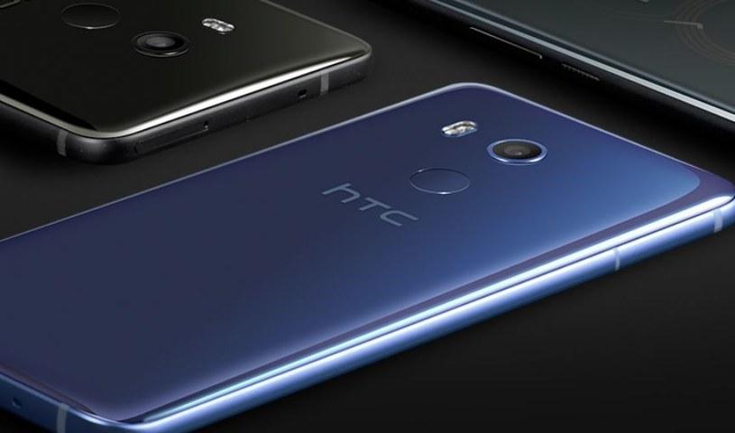 Aktualnie, najwyżej pozycjonowany smartfon w ofercie HTC to model U11+ /materiały prasowe