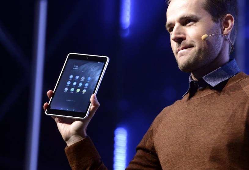 Aktualny producent smartfonów Nokii nie będzie kontynuował projektu /AFP