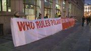 Aktywiści Greenpeace na dachu ministerstwa. Sprzeciw wobec polityki węglowej