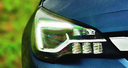 aktywne reflektory /Motor