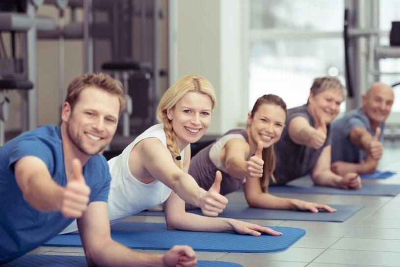 Aktywność fizyczna jest kluczowa /123RF/PICSEL