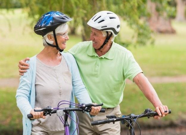 Aktywność fizyczna to sposób na długie życie w świetnej formie! /materiały prasowe