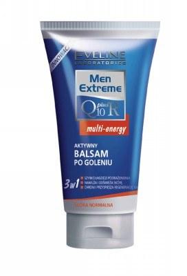 Aktywny balsam po goleniu - multi energy /materiały prasowe