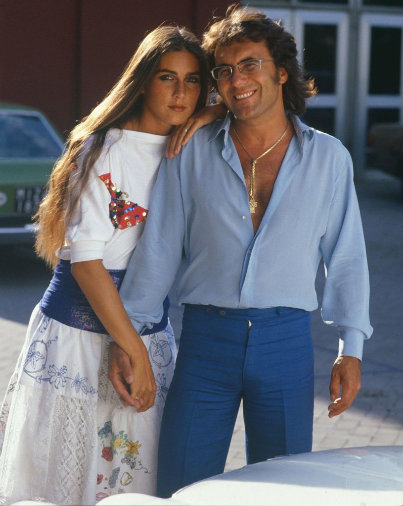 Al Bano i Romina Power/1982 r./Farabolafoto /East News